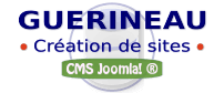 Guérineau- Création de sites et gestion de contenu multimédia avec Joomla!